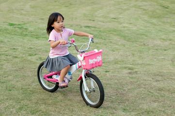 自転車ガール