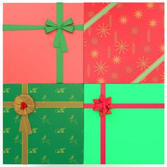 4 Christmas presents