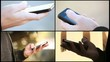 Writing messages on the smartphone