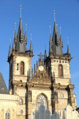 Kirche von Teyn in Prag