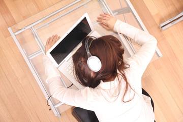 Am Laptop eingeschlafen