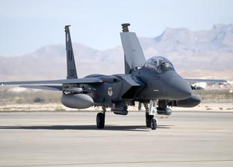 F-15 Taxi