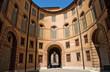 Communal theatre. Ferrara. Emilia-Romagna. Italy.