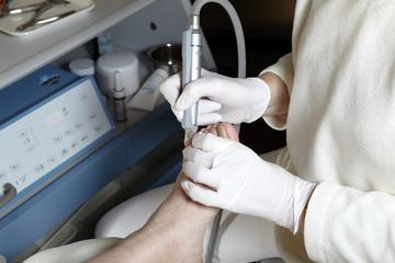 Medizinische Fußpflege - Foot care - Chiropody