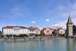 Hafenpromenade Lindau am Bodensee
