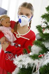 Asthme & Contrainte du port du masque