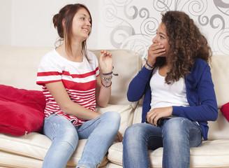 girls friendship complicity gossip