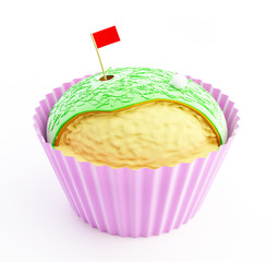 cupcake Golf