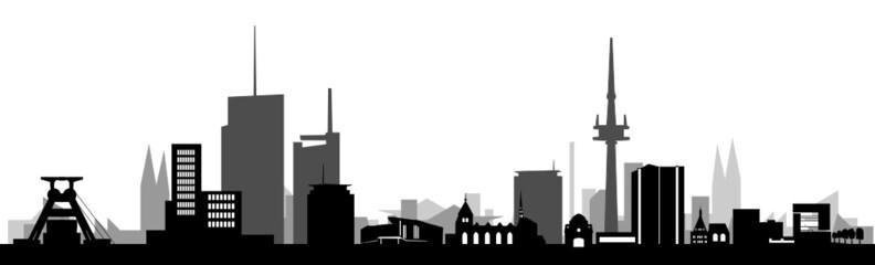 Essen Skyline