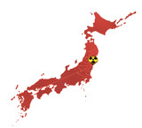 nuclear influence in japan poster