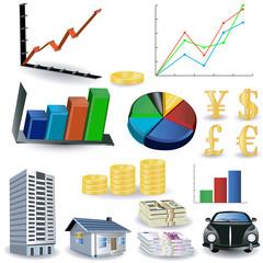 Statistic graphs tool kit