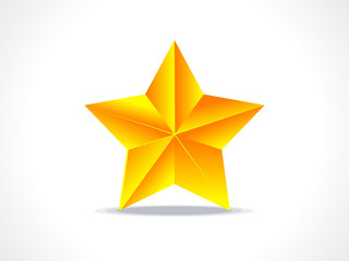abstract star icon