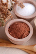 cacao in polvere - quattro