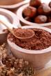 cacao in polvere - nove