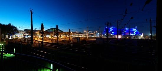 Kölner Bahnhofspanorama