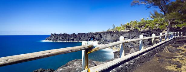 Falaise du Cap Méchant - Ile de La Réunion