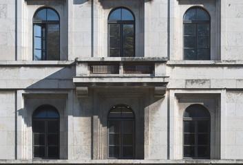 Nazi Architecture Detail