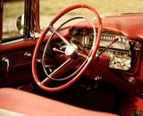 Retro car interior - 36976551