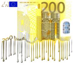 200 Euro wachsweich