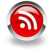 red wi-fi symbol