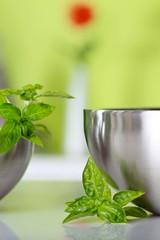 Küchen Interior - Salat Schüssel