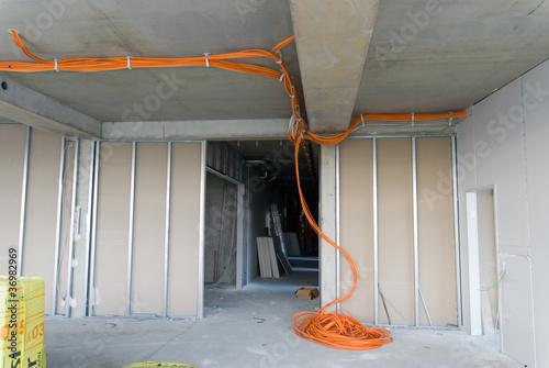 Innenausbau Baustelle