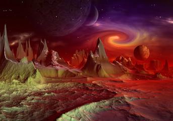 Andara Alien Planet part 2