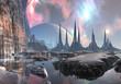 Alien Planet Medea 01
