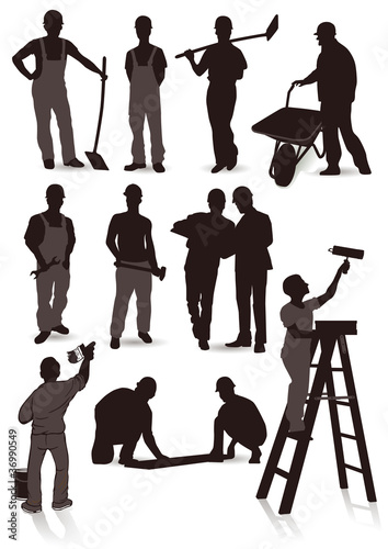 12 Handwerker,