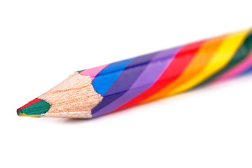 Multi-colored pencil