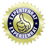 expertenrat button gold tipp vom experten