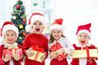 Funny christmas company - 36997359