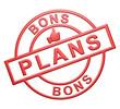 """""""Bons Plans"""" Cachet"""