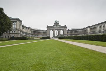 Parque del Cincuentenario, Bruselas, Bélgica