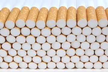 Sigarette allineate