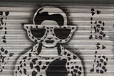 Garage graffiti - 37003997