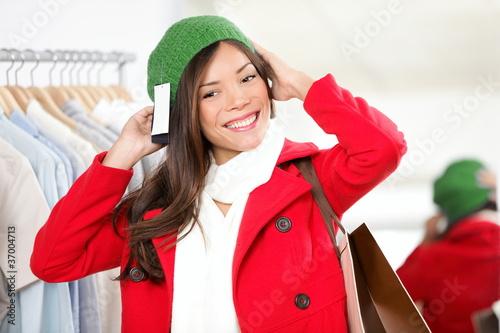 Hat woman