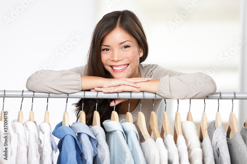 Business owner - clothing store