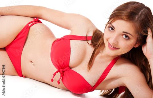 Bikini Mädchen jugendlich mp