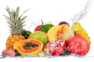 frutta splash