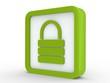 Icon grün Sicherheit