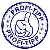 profi-tipp stempel button