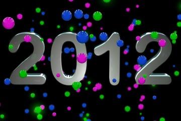 2012 - Leuchtkugeln  V1.0