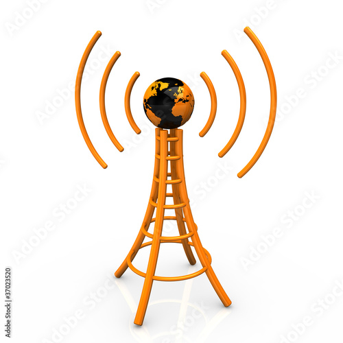 Wireless Lan Tower