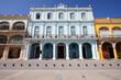 Havana, Cuba - famous Plaza Vieja