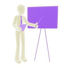 presentation white