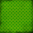 grunge background green dots