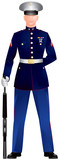 Marine Honor Guard poster