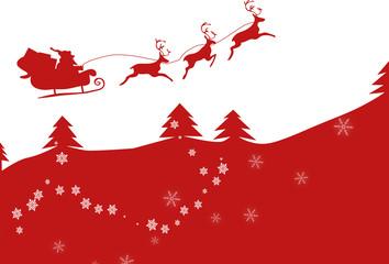 weihnachtsmann-wald-schnee1