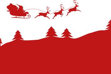 weihnachtsmann-wald